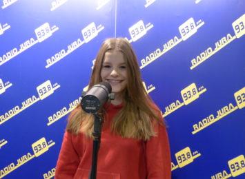 Julia Kozik śpiewa Radiu Jura sto lat [WIDEO]