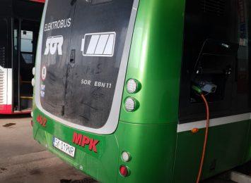 MPK rozpoczyna testy autobusów elektrycznych