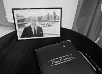 W Częstochowie będzie zapewniona transmisja publiczna z sobotniego pogrzebu prezydenta Gdańska Pawła Adamowicza