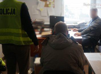 Zatrzymano mężczyznę, podejrzanego o wywołanie fałszywych alarmów bombowych w Częstochowie