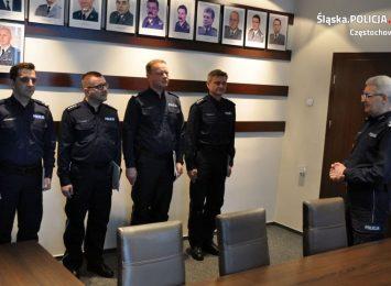 Zmiany w Komendzie Miejskiej Policji i to na najwyższym szczeblu