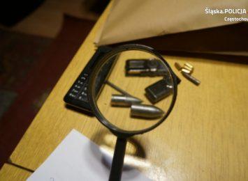 Bombowy arsenał odkryty w Częstochowie