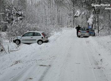 Policyjny pościg w miejscowości Borowe