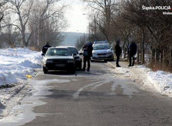 Zderzenie dwóch osobówek w Wąsoszu Dolnym w Gminie Popów