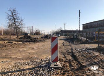Od dzisiaj (19.02.) utrudnienia w rejonie ulicy Zaciszańskiej [WIDEO]