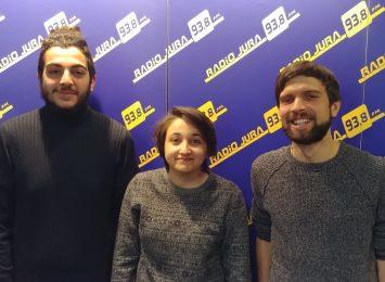 Grupa wolontariuszy z Włoch włączyła się w działania na rzecz osób bezdomnych w naszym regionie