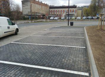Służby razem dla poprawy parkowania