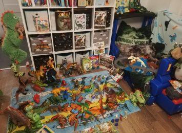 Łowcy dinozaurów są wśród nas!