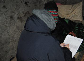 Znamy już wyniki badania liczby osób bezdomnych