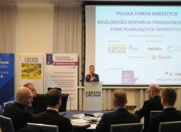 """Trwa konferencja biznesowa """"Polska Strefa Inwestycji"""""""