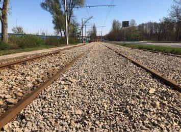 Trwa pierwszy etap modernizacji linii tramwajowej w Częstochowie