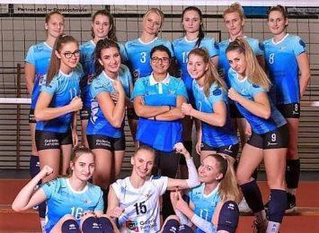 Siatkarki Częstochowianki wygrały turniej półfinałowy play- off o awans do I Ligi