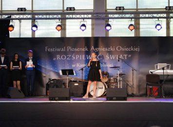 Kamienica Polska w najbliższy weekend będzie gospodarzem III Wojewódzkiego Konkursu Piosenki im. Agnieszki Osieckiej