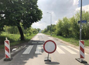 Uwaga kierowcy! Rozpoczął się remont ulicy Łódzkiej!