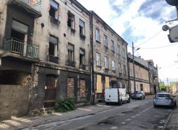 Trwa wyjaśnianie okoliczności wybuchu gazu w kamienicy przy ul. Garncarskiej w Częstochowie