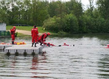 Nie przeceniajmy naszych możliwości i umiejętności pływackich nad wodą