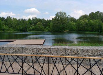 Pierwszy etap rewitalizacji Parku Lisiniec oficjalnie zakończony