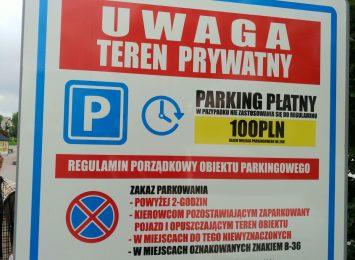 Interweniowaliśmy w Waszej sprawie. Częstochowskie problemy z parkowaniem pod Centrami Handlowymi