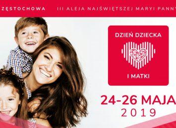 Dzień Dziecka i Matki w Częstochowie