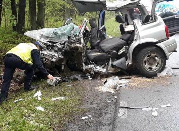 Tragiczny wypadek w Srocku