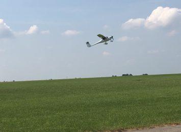 Samolot elektryczny Fortum na częstochowskim niebie [WIDEO]