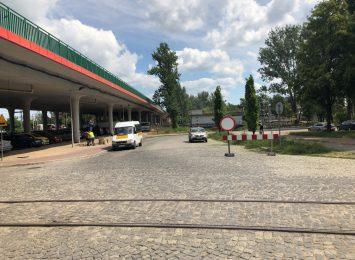 Pętla Raków Dworzec PKP została zawieszona i nie jest już obsługiwana