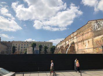 Nie ma już w miejskim krajobrazie XIX – wiecznej kamienicy przy Alei Najświętszej Maryi Panny 49