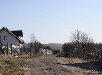 Jeszcze w tym roku powstanie półtora kilometra nowych dróg na Osiedlu 600-lecia w Żarkach