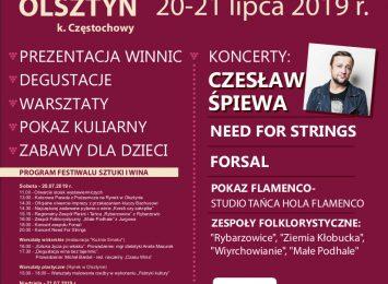 Festiwal Sztuki i Wina już w weekend (20-21.07.)!