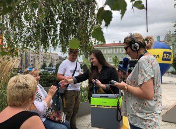 Wakacje z Radiem Jura: Z wizytą na Placu Biegańskiego