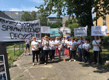 Wraca sprawa protestu pracowników DOSPELU