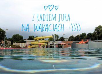Wakacje z Radiem Jura: Basen przy Dekabrystów też zaprasza!