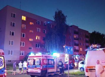 Wybuch w bloku w dzielnicy Północ. Są ranni