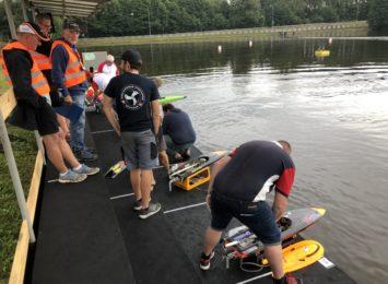 Do jutra (15.08.) potrwają Mistrzostwa Europy Modeli Pływających FSR w gminie Konopiska