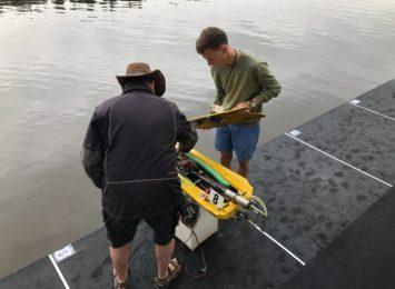 Modelarze znów ścigają się swoimi łódkami nad Pająkiem