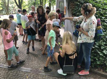 Wakacje z Radiem Jura: Tłoczno w Parku Staszica!