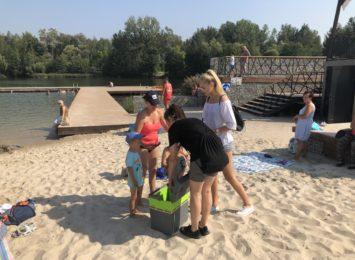 Wakacje z Radiem Jura: Tłumy w Parku Lisiniec