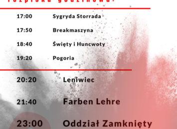 Oddział Zamknięty gwiazdą tegorocznej, drugiej edycji MykaRock Festiwalu
