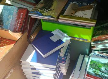 W Częstochowie zakończyła się trwająca cały wrzesień wielka zbiórka książek