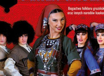 """Narodowa Perła Gruzji, zespół """"Nartebi"""" w Częstochowie!"""