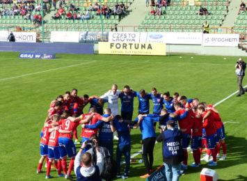 Fantastyczny mecz i zwycięstwo Rakowa z Lechią w Gdańsku 3:0