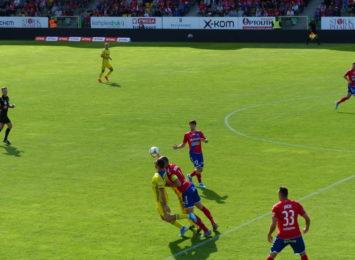 To nie było udane wznowienie rozgrywek naszych piłkarzy w Ekstraklasie