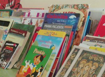 W szpitalu wojewódzkim w Częstochowie, powstają Zaczytane Biblioteczki