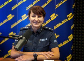 """Policja aktywnie działała w akcji """"Bezpiecznie na drodze w Częstochowie"""""""