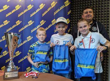 UKS Speedway Rędziny został brązowym medalistą Drużynowych Mistrzostw Polski w mini żużlu!