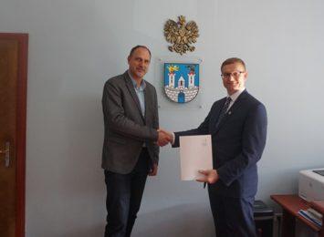 Andrzej Szewiński pożegnał się ze stanowiskiem