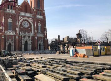 Trwa remont częstochowskiej archikatedry