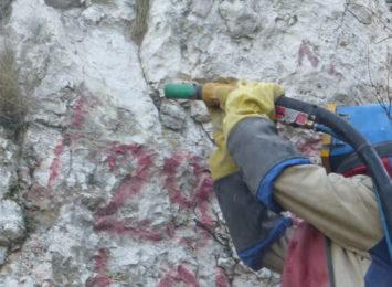 Związek Gmin Jurajskich znowu czyści skały