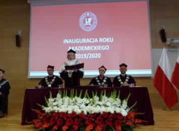 Uniwersytet Jana Długosza rozpoczął oficjalnie rok akademicki