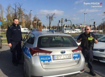 Policja oraz Straż Miejska razem dla bezpieczeństwa mieszkańców